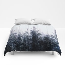 Waste a moment in the forest Comforters