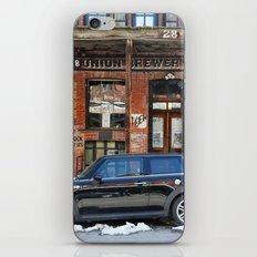 Virginia City Nevada iPhone & iPod Skin