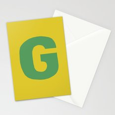 G is for... Stationery Cards