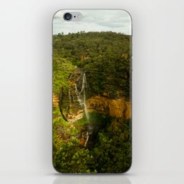Wentworth Falls- Blue Mountains iPhone Skin