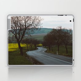 Along a rural road - Landscape and Nature Photography Laptop & iPad Skin