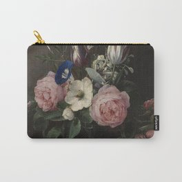 Flower Vase Carry-All Pouch