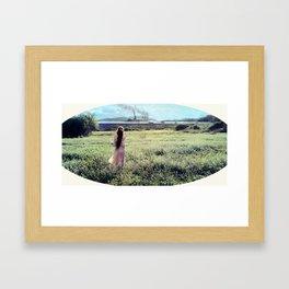 Gio, La vie en rose. Framed Art Print