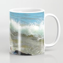 Rocky Shore 3 Coffee Mug