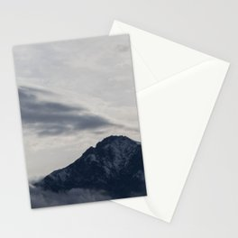 paradise over the mountain 2 Stationery Cards