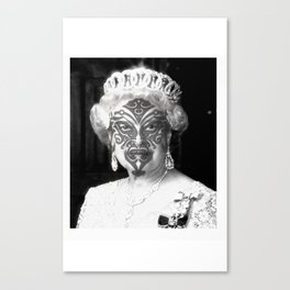 queen of all Canvas Print