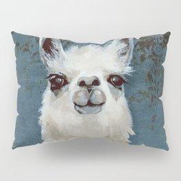 Hello Llama Pillow Sham