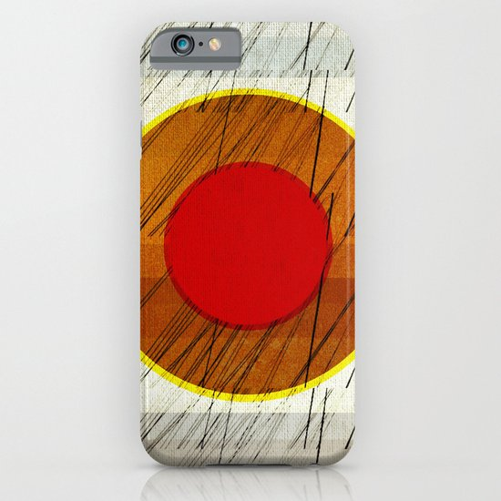 Sun Shower iPhone & iPod Case