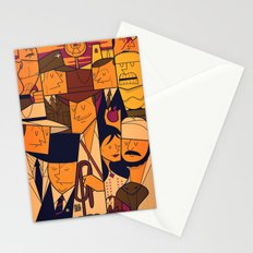 Raiders of the Lost Ark Stationery Cards