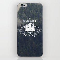 Oh Darling iPhone & iPod Skin