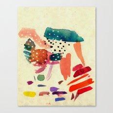 End of rain Canvas Print