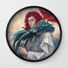 Trolual (Big fish) Wall Clock