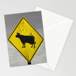 Pow Pow Cow Stationery Cards