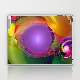 Gravitational Attraction Laptop & iPad Skin