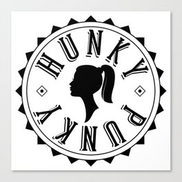 Hunky Punky - Tete #1 Canvas Print