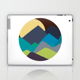 Out of Woods - In the Clear Yet? - Or Into the Woods? - 57 Montgomery Ave Laptop & iPad Skin