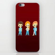 Dani, Mariona i Lucas iPhone & iPod Skin