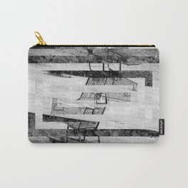 Lonely Trolley Carry-All Pouch