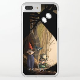 Gravity Falls Clear Iphone Cases Society6