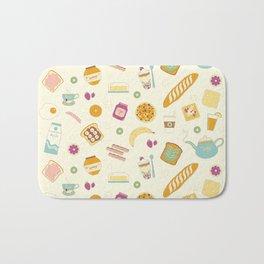 Who else loves breakfast? Bath Mat