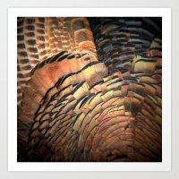 turkey Art Prints featuring Turkey by Nichole B.