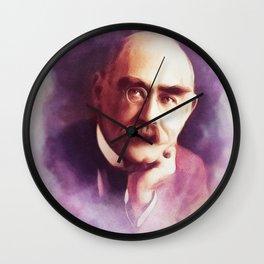 Rudyard Kipling, Literary Legend Wall Clock
