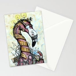 Electrified Stationery Cards