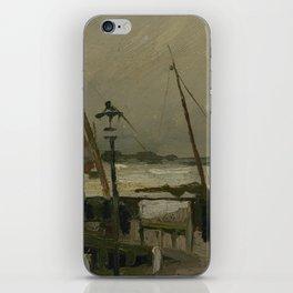 The De Ruijterkade in Amsterdam iPhone Skin