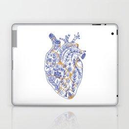 Kintsugi broken heart Laptop & iPad Skin