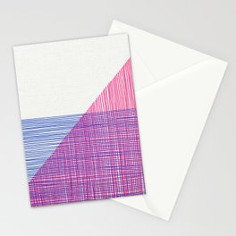 Line Art 2 Stationery Cards