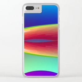 Qu in Qu  23 Clear iPhone Case