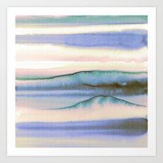 Mystic Dream Pastel Art Print