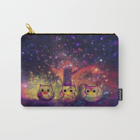 owl space-218 Carry-All Pouch