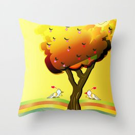 Inspiration of the day Throw Pillow
