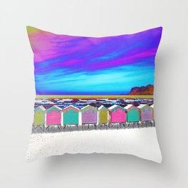 Spiaggia Throw Pillow