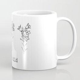 Stay Wild 3 Wildflowers Coffee Mug