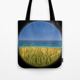 World Within Me - Beachside Tote Bag