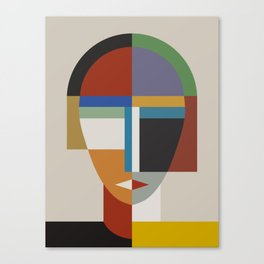 WOMEN AND WOMAN Canvas Print