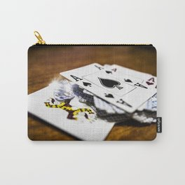 Risk and reward Carry-All Pouch