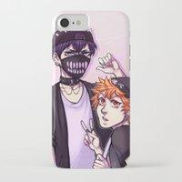 haikyuu iPhone & iPod Cases featuring Haikyuu!! / Fashion by Tikkilanka
