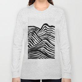 Abstract illustration Long Sleeve T-shirt