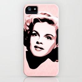 Judy Garland - Pop Art iPhone Case