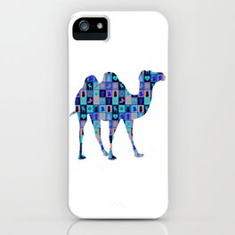 Camel 58 iPhone Case