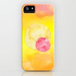 Sunset derams iPhone Case