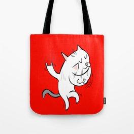rockcat Tote Bag