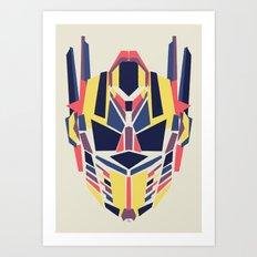 Prime Art Print