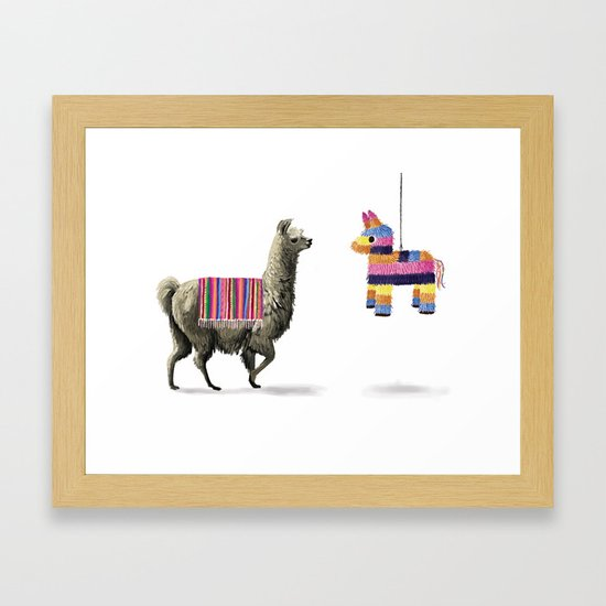 Llama Party by sarascara