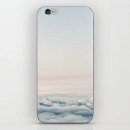 Cloudscape iPhone Skin