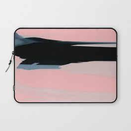 Soft Determination Peach Laptop Sleeve