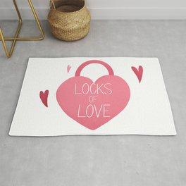 Locks Of Love Rug
